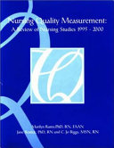 Nursing Quality Measurement