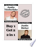 Celebrity Biographies   The Amazing Life Of Justin Timberlake and Justin Bieber   Famous Stars