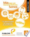Directorio Telef  nico de Guatemala Metropolitano Edici  n  2014