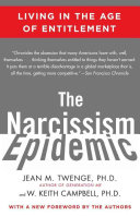 Book The Narcissism Epidemic