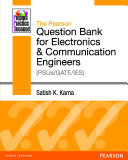 The Pearson Question Bank for Electronics   Communication Engineers