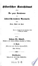 Historischer Katechismus