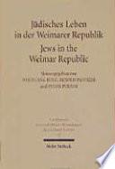 Jews in the Weimar Republic