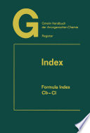 Gmelin Handbuch der Anorganischen Chemie