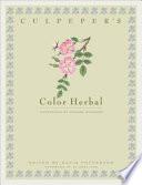 Culpeper s Color Herbal