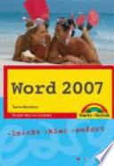 Word 2007 - Easy