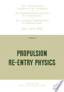 Propulsion Re Entry Physics
