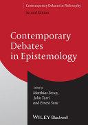 download ebook contemporary debates in epistemology pdf epub