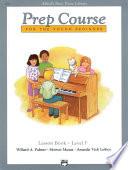 Alfred s Basic Piano Prep Course  Lesson Book F