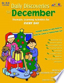 Daily Discoveries for DECEMBER