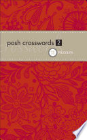 Posh Crosswords 2