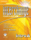 Interchange Intro Full Contact A with Self-study DVD-ROM