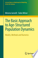 The Basic Approach to Age Structured Population Dynamics