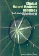 Clinical Natural Medicine Handbook book