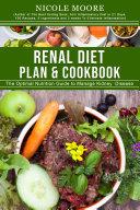 download ebook renal diet plan & cookbook pdf epub
