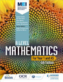 MEI A Level Mathematics Year 1  AS