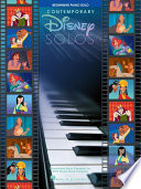 Contemporary Disney Solos Songbook