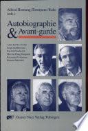 Autobiographie   Avant garde