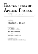 Encyclopedia of Applied Physics  Scientific Computing by Numerical Methods to Separation Processes