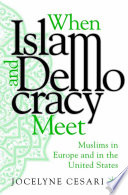 When Islam and Democracy Meet Major Cultural And Relgious Facet Of American And