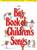The Big Book of Children s Songs