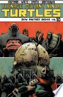 Teenage Mutant Ninja Turtles Vol  10  New Mutant Order