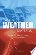 When Weather Matters  book