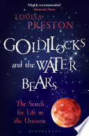 Goldilocks and the Water Bears
