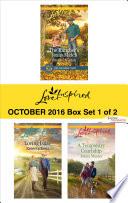Harlequin Love Inspired October 2016 Box Set 1 Of 2