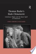 Thomas Burke s Dark Chinoiserie