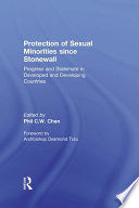 Protection of Sexual Minorities Since Stonewall