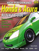 High performance Honda   Acura Buyer s Guide