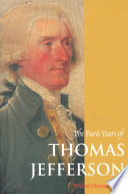 The Paris Years of Thomas Jefferson