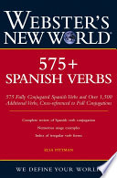 Webster s New World 575  Spanish Verbs