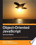 Object Oriented Javascript Second Edition