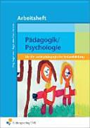 Pädagogik, Psychologie für die sozialpädagogische Erstausbildung