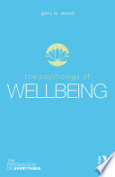 The Psychology of Wellbeing Book PDF