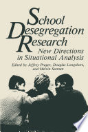 School Desegregation Research