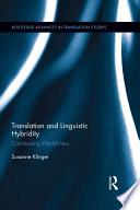 Translation and Linguistic Hybridity