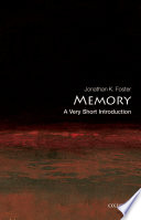 Memory  A Very Short Introduction