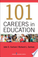101 Careers In Education