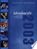 International Monetary Fund Annual Report 2003