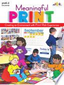 Meaningful Print (eBook)