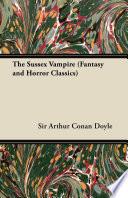 The Sussex Vampire  Fantasy and Horror Classics