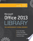 Office 2013 Bible e Book Library