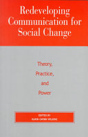 Redeveloping Communication for Social Change
