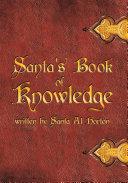 Santa's Book Of Knowledge Book