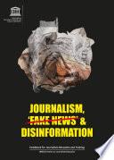 Journalism Fake News Disinformation