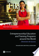 Entrepreneurship Education and Training Programs around the World