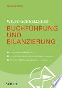 Wiley Schnellkurs Buchf  hrung und Bilanzierung